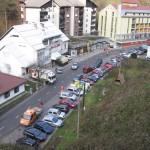 Izdelava geodetskega načrta v Podbrdu