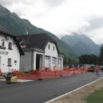 Geodetski načrt - Dom zaščite in reševanja Bovec